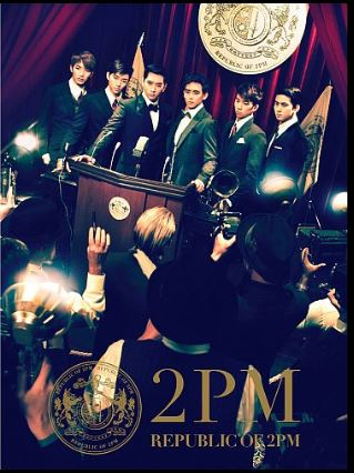 2PM/REPUBLIC OF 2PM(初回生産限定盤A)(DVD付)